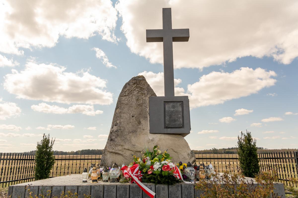 76. rocznica pacyfikacji wsi Rudka – zdjęcia