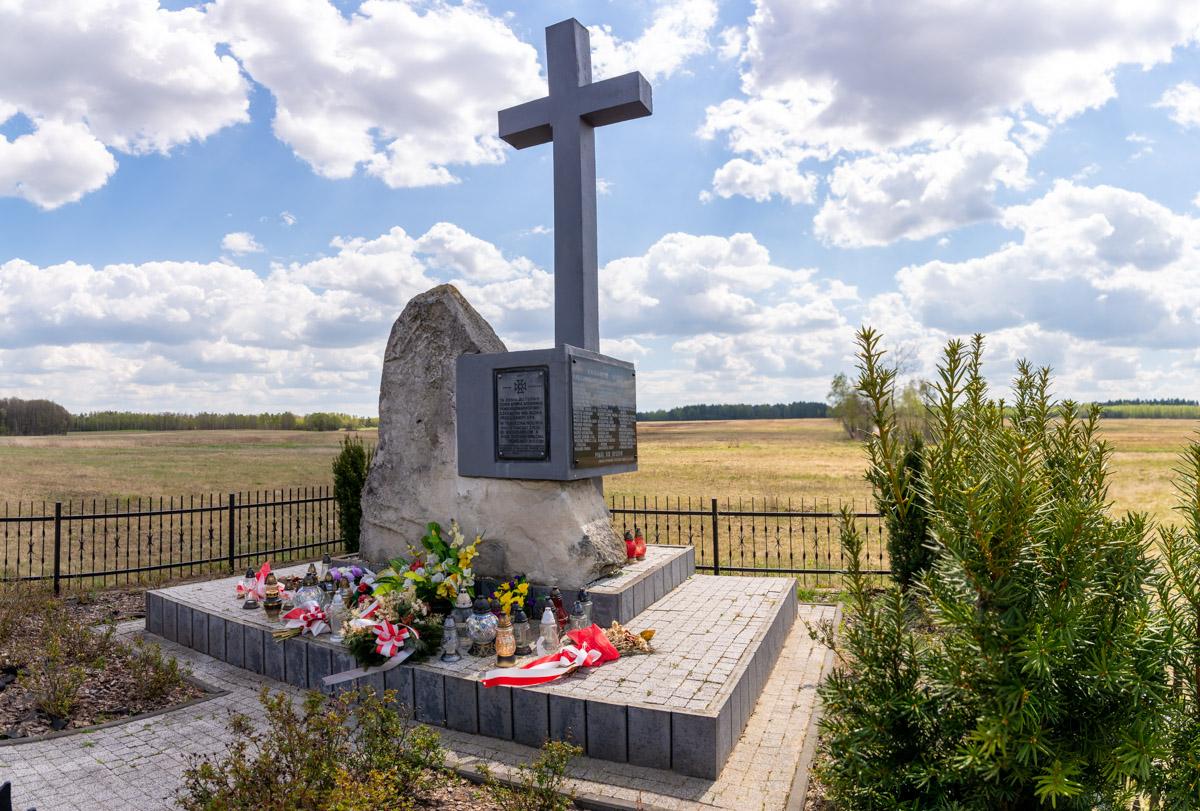 77. rocznica pacyfikacji wsi Rudka