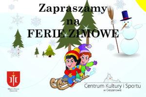 Plany na ferie zimowe