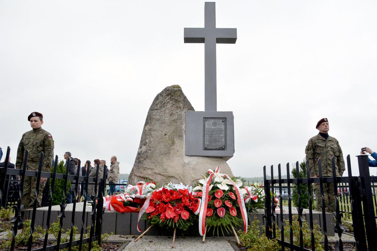 76. rocznica pacyfikacji wsi Rudka