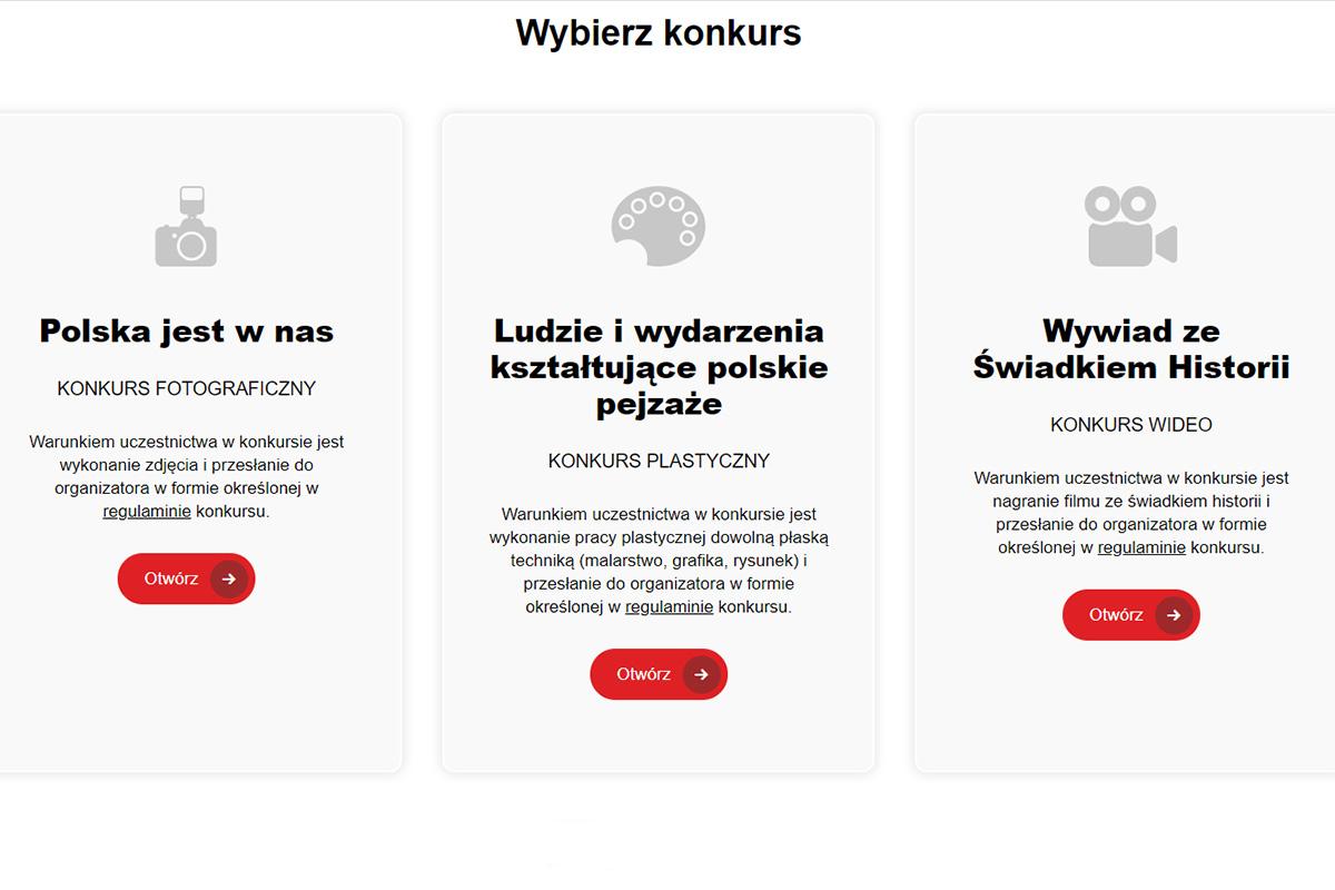 Konkursy Wojewody Podkarpackiego